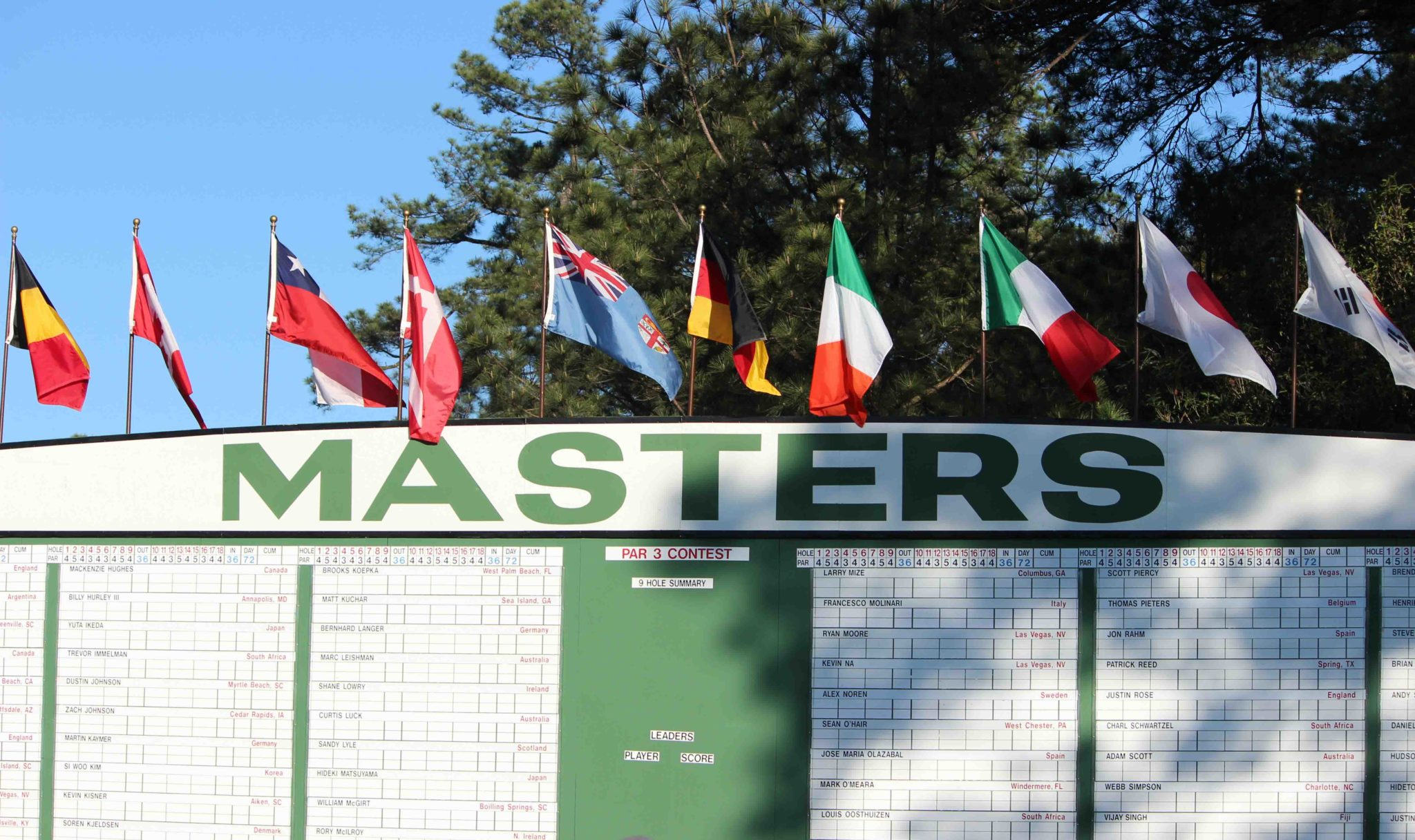 Masters Golf Tournament, 2017 Thumbnail